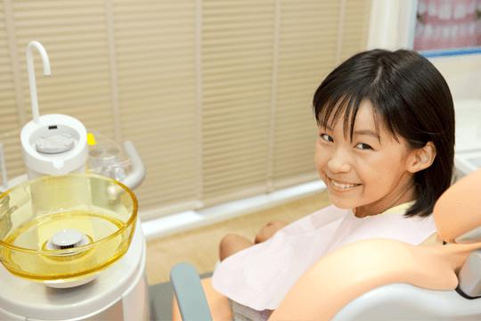 歯医者さん嫌いにさせない、丁寧な診療を心がけています。