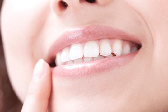 支えている骨が溶けてしまう歯周病。早期に治療しましょう。